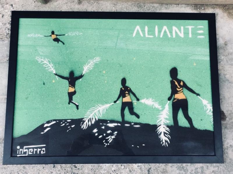 aliante cover inserra street art