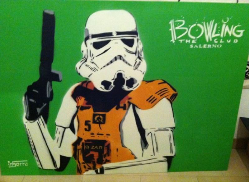 stormtrooper inserra star wars art inserra