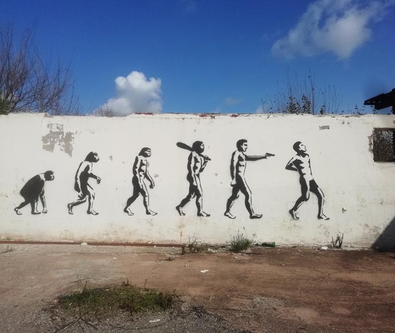 la fine dell'evoluzione