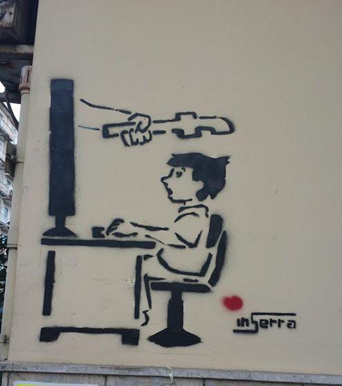 street art inserra facebook