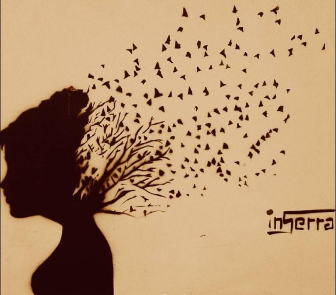 free mind inserra street art