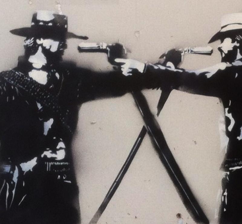 inserra-duello-benzina-nocera-street-art-inferiore-salerno-inserra-oil-cow-boy