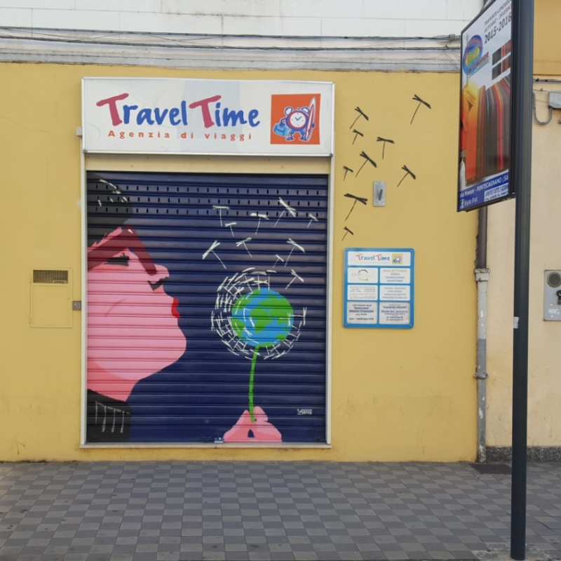 ss18- pontecagnano street art