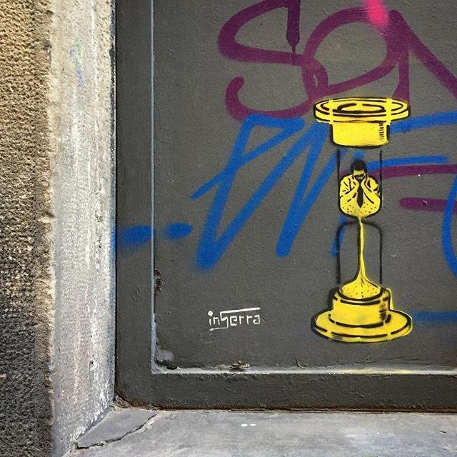 timeless inserra streetart